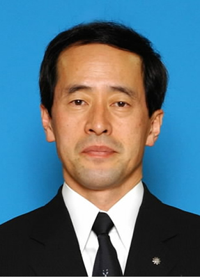 Jiro Yamamoto, Chief Executive Officer of The Chugoku Shimbun