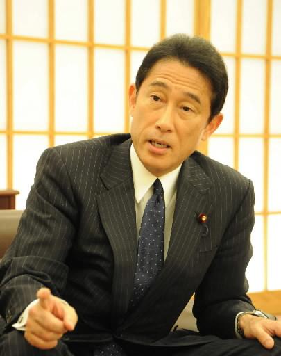 拡大 岸田文雄外相に、広島市の平和記念式典に参列する思いや、非核外交の課題を聞いた。 ―外相とし